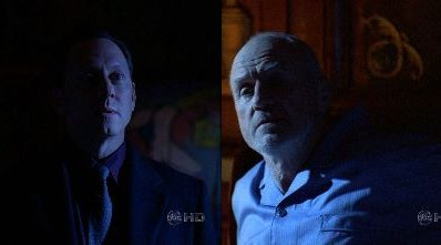 Ben Linus and Charles Widmore - Shape of Things To Come 5